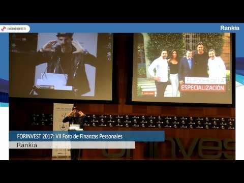 Conferencia Clausura Forinvest 2017: ¿Dónde está el límite? con Josef Ajram