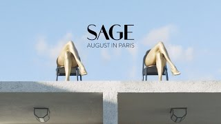 SAGE - August In Paris (Official Video)