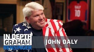 John Daly: I lost $55 million gambling