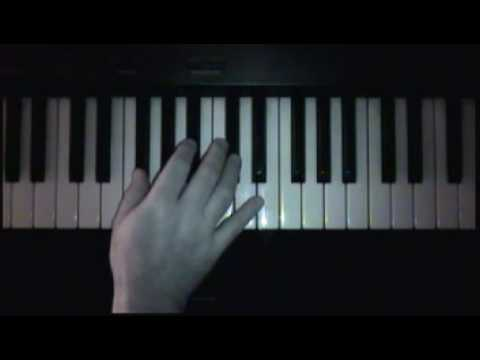 Comment jouer le thème Halloween au piano