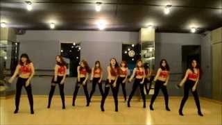 NINE MUSES(나인뮤지스) - Wild(와일드) Cover By Deli Project From Thailand