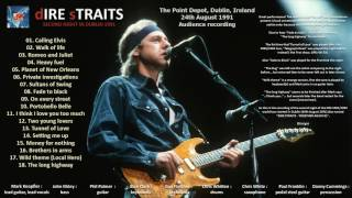 Wild Theme (Local Hero) — Dire Straits 1991-AUG-24 Dublin LIVE [AUDIO ONLY] unusual version!!!