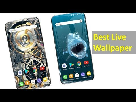 Download Thumbnail For Best Live Wallpaper Android App 2019
