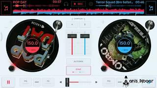 POP DAT vs Terror Squad vs Prison Riot vs 24k(Yellow Claw Mashup) [AI Edit]
