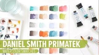 Daniel Smith Primatek Watercolors