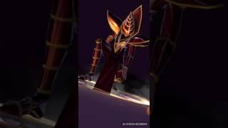 Yu-Gi-Oh! Duel Links : Arkana Summon Dark Magician!
