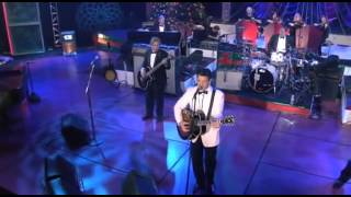 Chris Isaak Washington Square the best Christmas song ever  Official Music Video