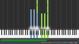 Massive Attack -Teardrop piano