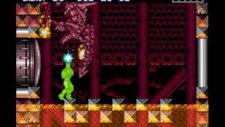 Super Metroid Reverse [Hack] A Road To Ridley