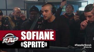 """Sofiane dévoile en exclu son nouveau titre """"Sprite"""" en live dans les studios de Skyrocs"""