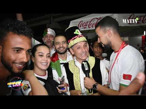 Video : L'Algérie digne vainqueur de la CAN 2019