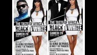 ''BLACK & WHITE AFFAIR'' TORONTO JUNE 28, 2014