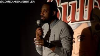 Comedian Dave Butler Destroys Heckler!!!