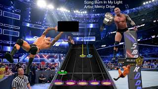 Mercy Drive - Burn In My Light Randy Orton Theme (Clone Hero Chart Preview)