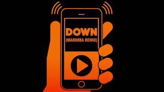 Down (Marimba Remix) [Fifth Harmony Cover]