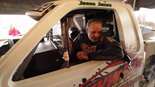 Jesse James Presents: Off Road Racing - Short Course to Baja Trailer
