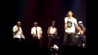 Naturally 7 - Medley (Live In Montreal)