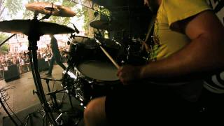 Shai Hulud - Profound Hatred of Man (live @ INSD Open Air 2011)