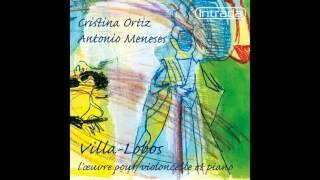 Antonio Meneses, Cristina Ortiz - Pequena Suite, W064: VI. Gavotte-Scherzo