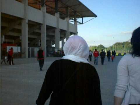 Türkei – Ukraine Spiel Audi Arena Ingolstadt