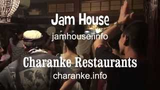 JamHouse and Charanke Restaurants Tokyo and Kyoto Japan