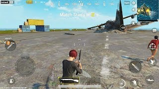 PUBG MOBILE * Where to Find Guns in Start/Lobby - And How to refuel Vehicles
