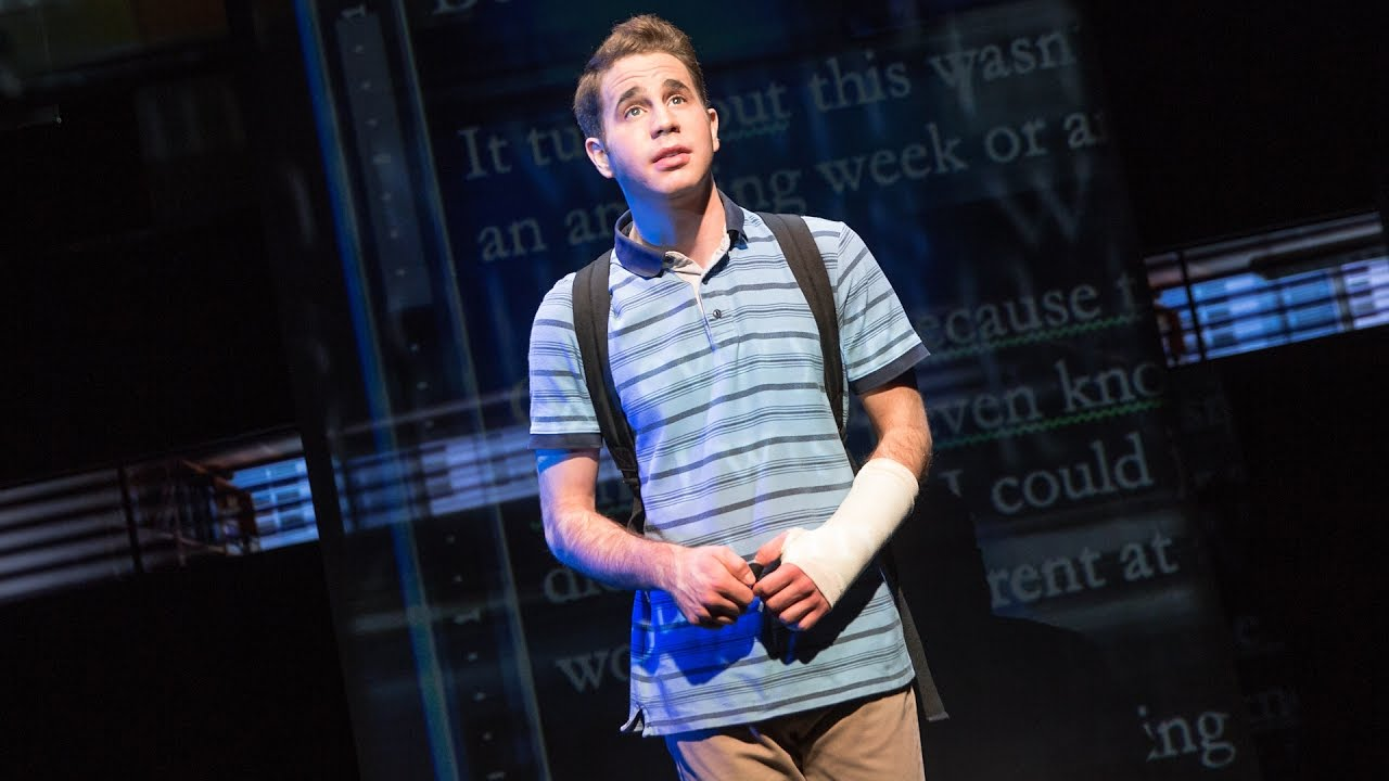 Dear Evan Hansen Broadway Tour Los Angeles July