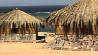 """Moon Island"" Beach Camp & Restaurant, Nuweiba, South Sinai, Egypt"