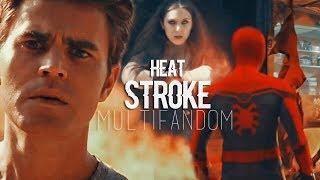 Multifandom - Heat Stroke [200 SUBS]