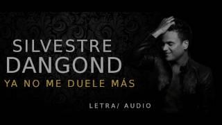 Ya No Me Duele Más -  Silvestre Dangond (Letra-Audio)