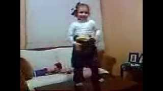 minik dansöz :)