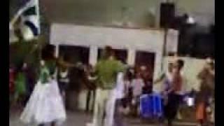 """Diego e Jussara 1º Casal """"SÓ VOU SE VOCE FOR"""""""