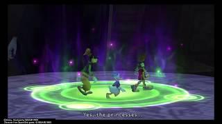 KINGDOM HEARTS - HD 1.5+2.5 ReMIX different princess snow white