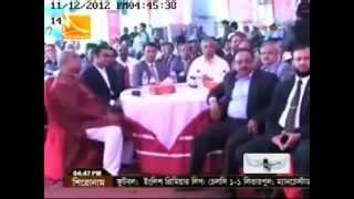 Sayem Sobhan Anvir Inaugurated Bashundhara Cement factory (Mohona tv)