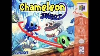 Chameleon Twist - TItle Screen -
