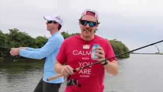 The #1 Rule On Drinking While Fishing…