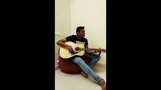 Sham Savere teri yaadein aati h by Lucky Ali| Guitar Cover|Nishant Jediye
