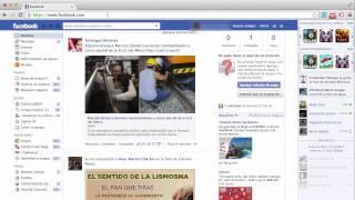 Como hacer un video con las fotos de mi facebook (retrospectiva)