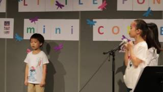 My Little Pony mini concert - Helping Twilight win the crown