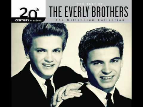 Cathys Clown de The Everly Brothers Letra y Video