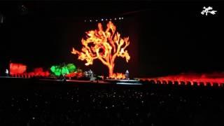 """U2 """"In God's Country"""", Pasadena, 21.05.2017"""