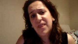 Lambrina singing ''Egw kai Esu'' by Marinella