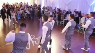 Wedding First Dance to Bachata Remix of Ed Sheeran's song, Shape Of You