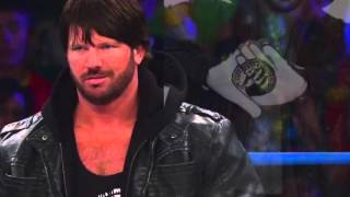 AJ Styles - WWE Debut Theme Remake (Concept) [Get Ready To Fly]