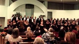 Jesus is a Rock in a Weary Land: DESA Show Choir width=