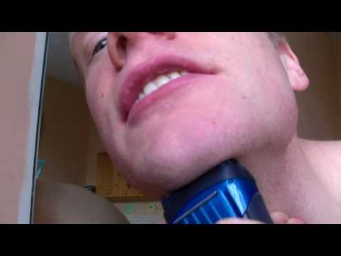 A ridiculous review of the Braun Wet & Dry Series 3 Male Shaver 340cc