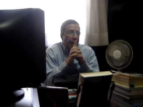 Entrevista a Arturo Damm 1a parte de 2