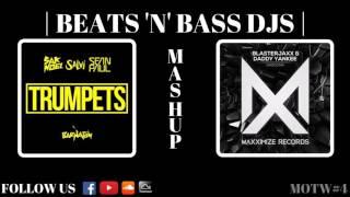 Sak Noel, Salvi, Sean Paul, Daddy Yankee - Trumpets vs Gasolina (Blasterjaxx Remix) [MOTW #4]