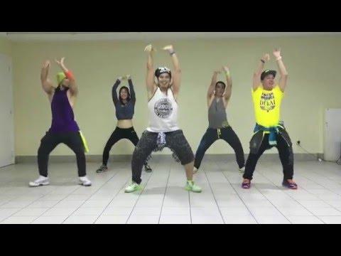 PSY-DADDY Zumba® Choreographed by Alfredo Jay - YouTube