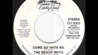 The Beach Boys - Come Go With Me (2016 Remaster)